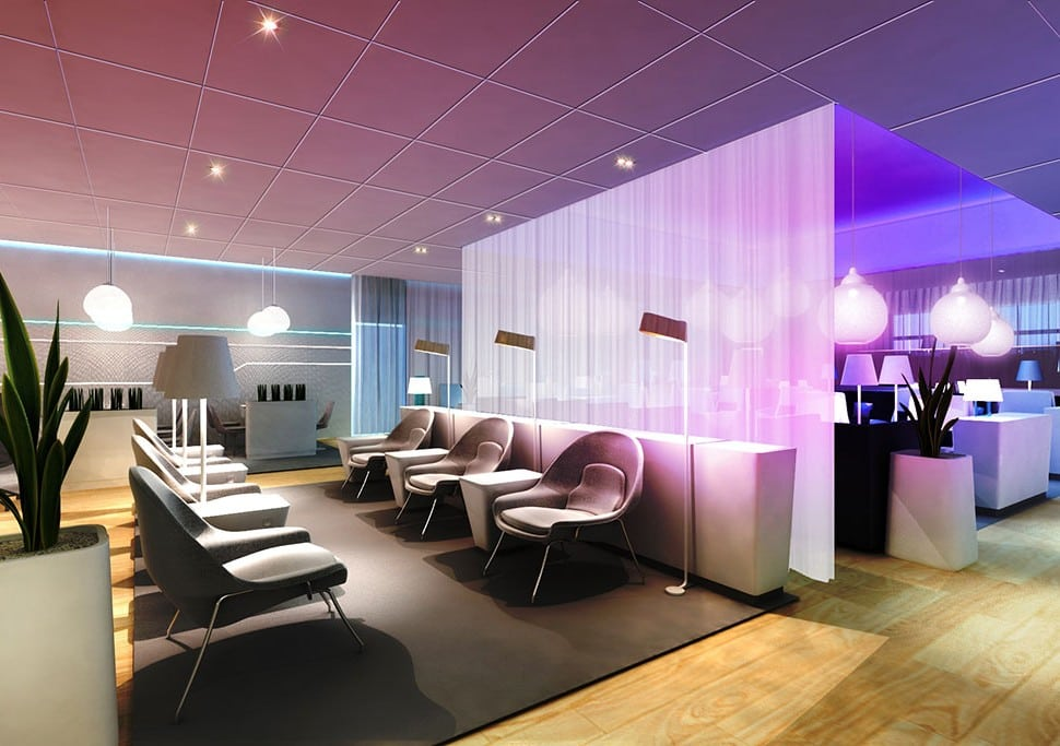 What It Takes to Build the Perfect Premium Airport Lounge