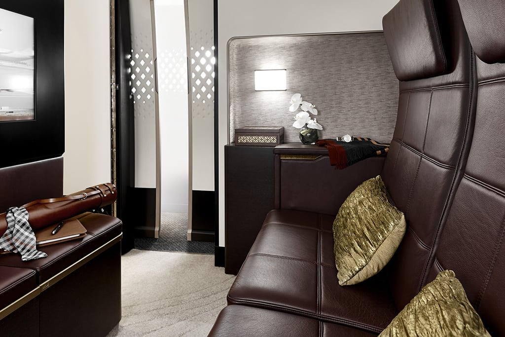 A Closer Look At Etihads New Multi Room Private Cabin Suite
