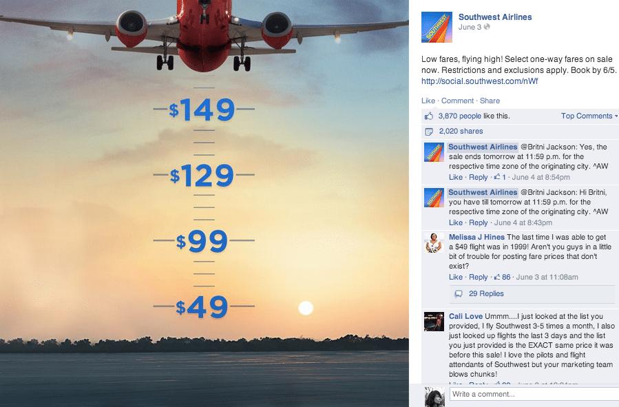 5 Travel Brands Winning on Social Media for the Week Ending June 6, 2014