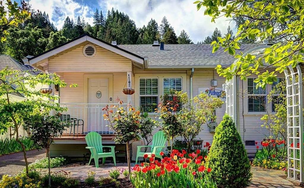 HomeAway invested in HotSpot Tax, which provides solutions enabling vacation rental owners and management companies to more easily comply with rental taxes. Pictured, a VRBO vacation rental in Napa Valley.