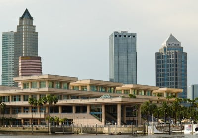 Tampa to Spend $15 Million to Modernize 25-Year-Old Convention Center