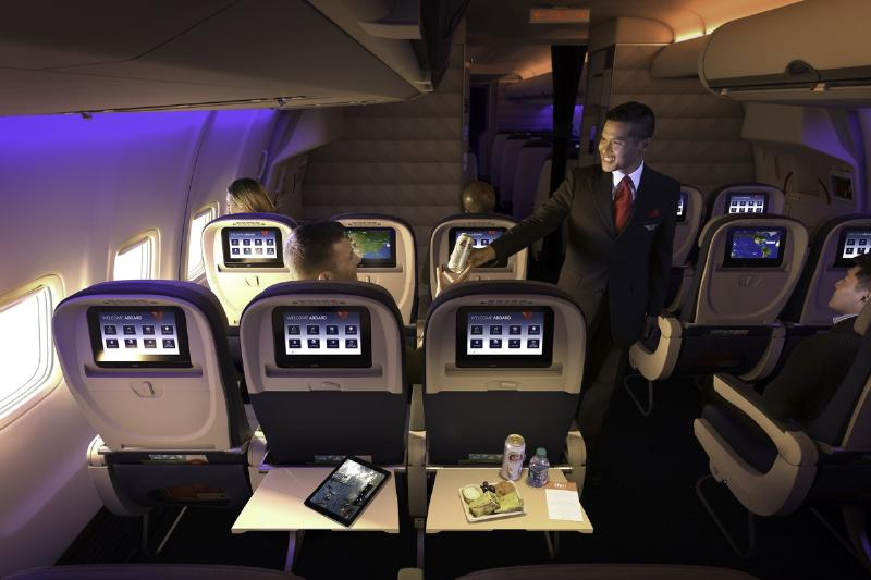 Delta Just Raised The Stakes In The In Flight