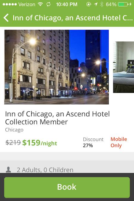 Getaway Tonight Inn of Chicago