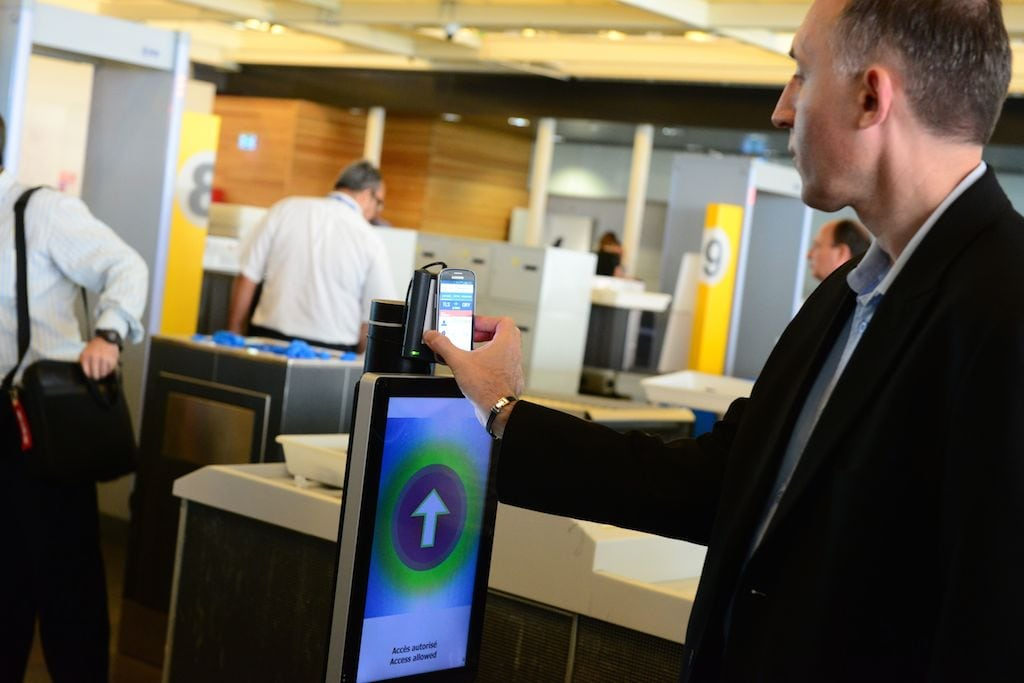 Air France Begins to Trial NFC-Based Boarding