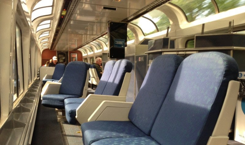 Fall Foliage In New York Just Got Better Thanks To Amtrak
