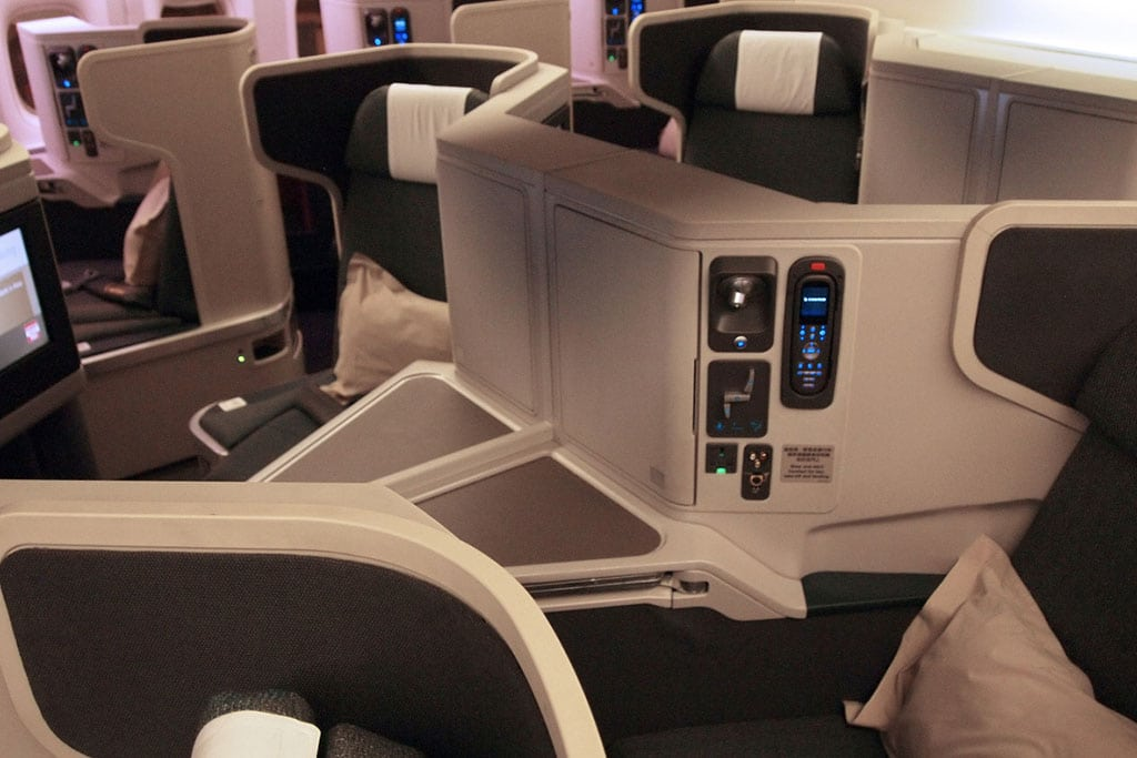 What Tetris and Airline Seat Design Have in Common