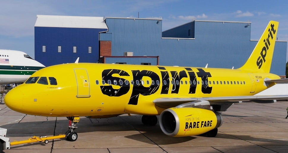 Spirit Air Sues Its Pilots Union After Airline Had to Cancel Hundreds of Flights