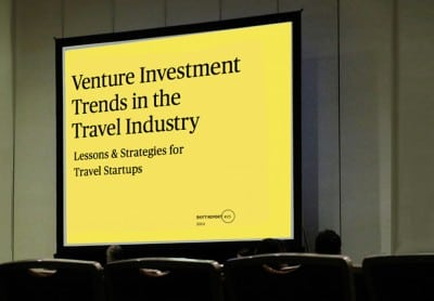New Trends Report: Venture Investment Trends in the Travel Industry