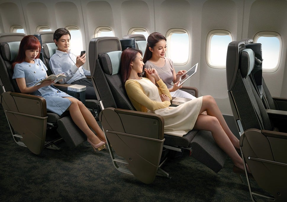 Inside China Airlines' Next Generation Boeing 777