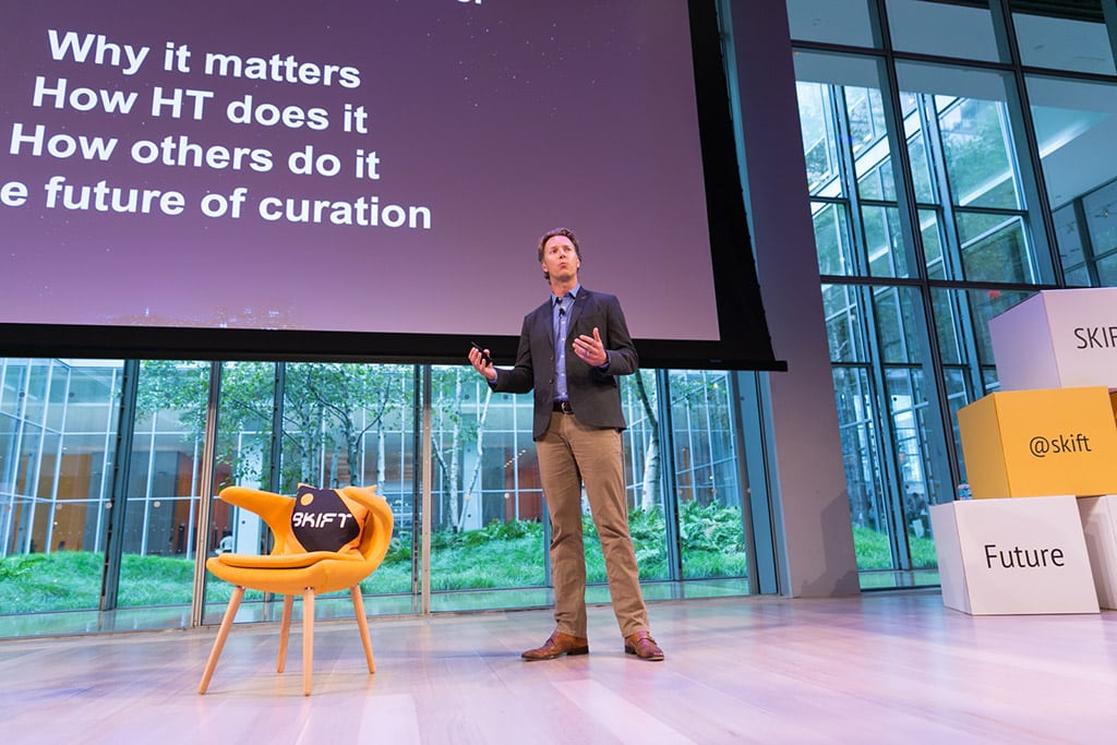 Skift Forum Video: HotelTonight's CEO on Curation in Travel