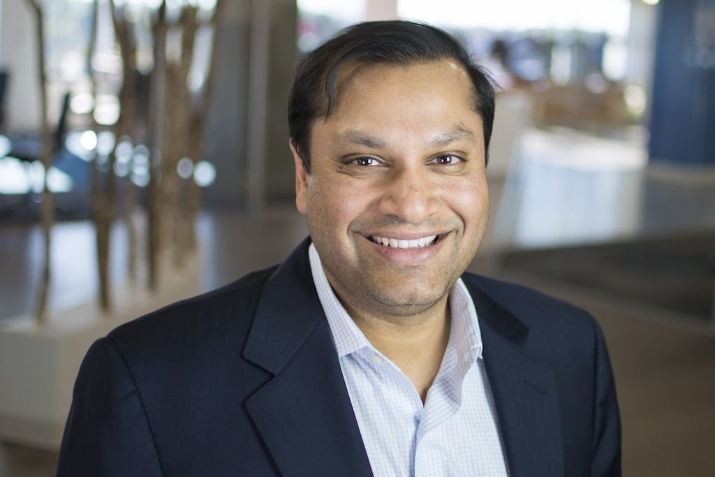 Cvent co-founder and CEO Reggie Aggarwal.