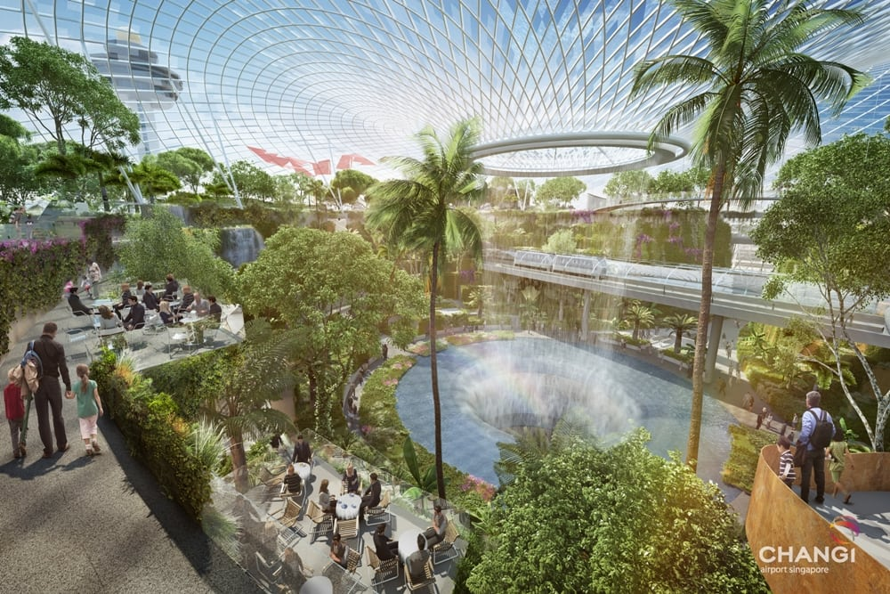 Changi Airport Continues Making The World S Best Airport