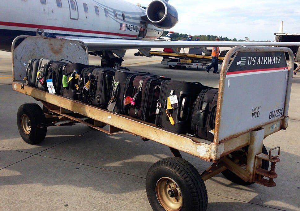 U.S. Senate Bill Pushes for Checked Bag Fee Refunds if the Bag Is Lost