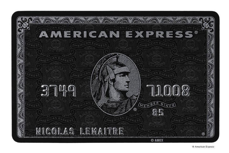 "american express and the charge card If you've heard the buzz surrounding the american express® ""black card"", you already know that it's the velvet rope of consumer credit options this invite-only charge card, formally known."