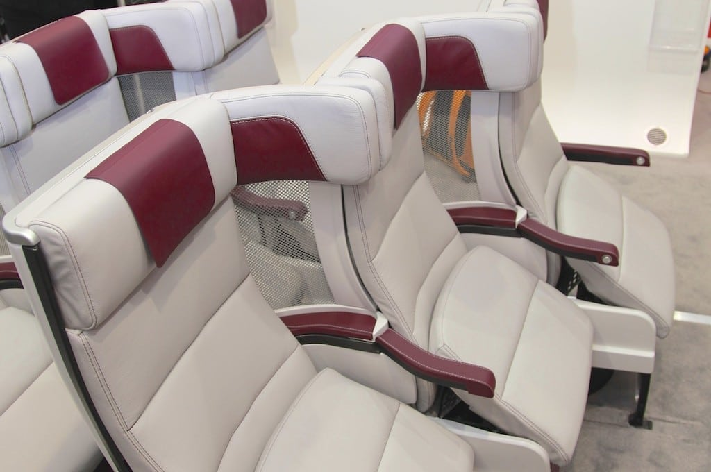 Can the Middle Seat in Economy Be the Best on the Plane?