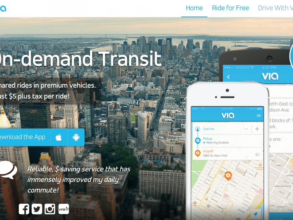 This Week in Travel Startup Funding: Via, Drivy and More
