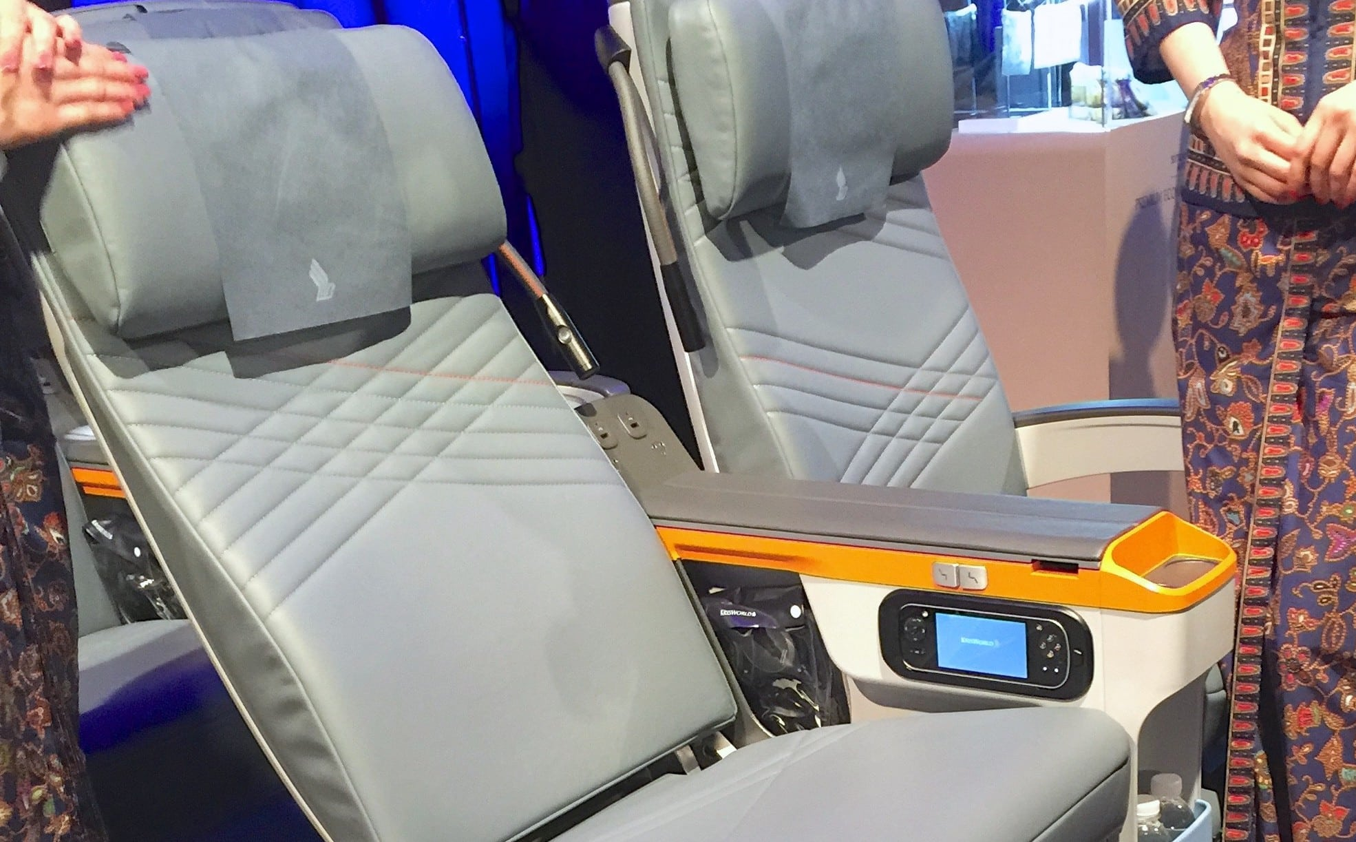 The Best Feature of Singapore's Premium Economy We Weren't Expecting