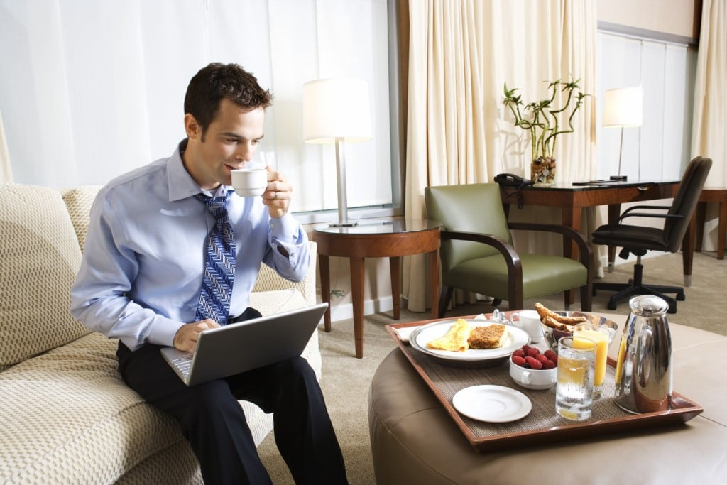 Business travelers often book outside company-endorsed tools and don't let their employers' know which flight they are on or where they will be staying on trips.