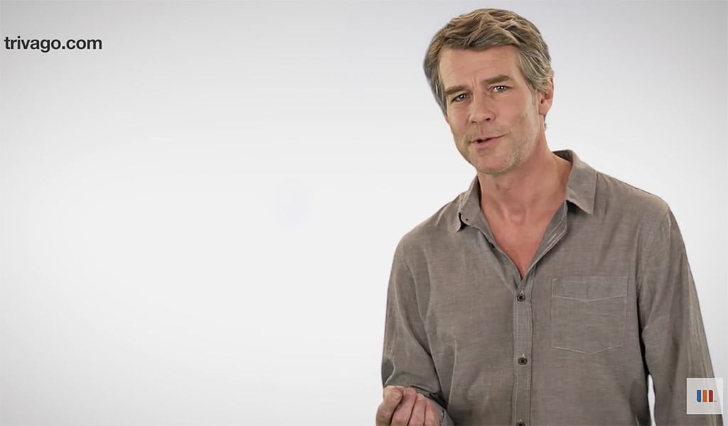 Creepy Trivago Guy May Be The Secret To The Company S U S Success Skift