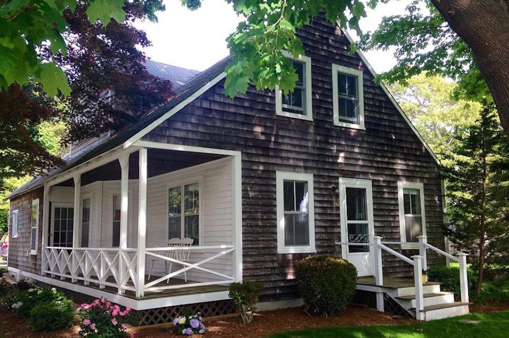 A vacation rental in Cape Cod, Massachusetts.