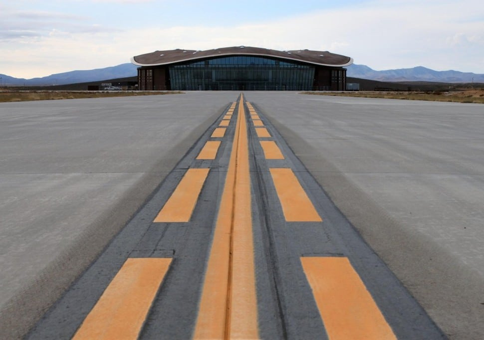 Virgin Galactic's New Mexico Spaceport Looks for More Reliable Revenue Sources