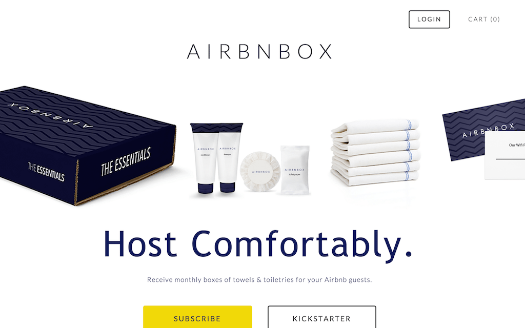 Daily Travel Startup Watch: Airbnbox, Stay22 and More