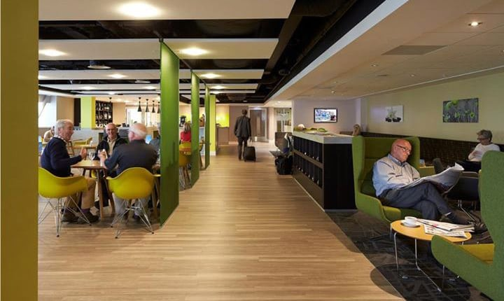 The UK Airport Company That's Building Better Lounges in the U.S.