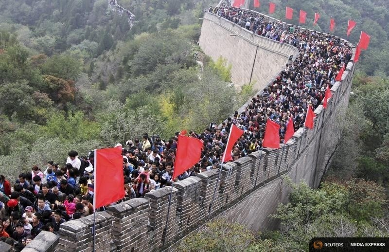 great wall of numbers business opportunities challenges in china