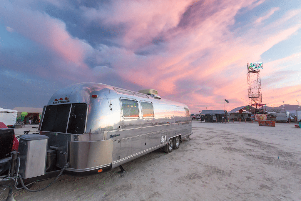 Airstream RVs Make a Comeback for Cost-Conscious Vacations, Airbnbs and Food Trucks