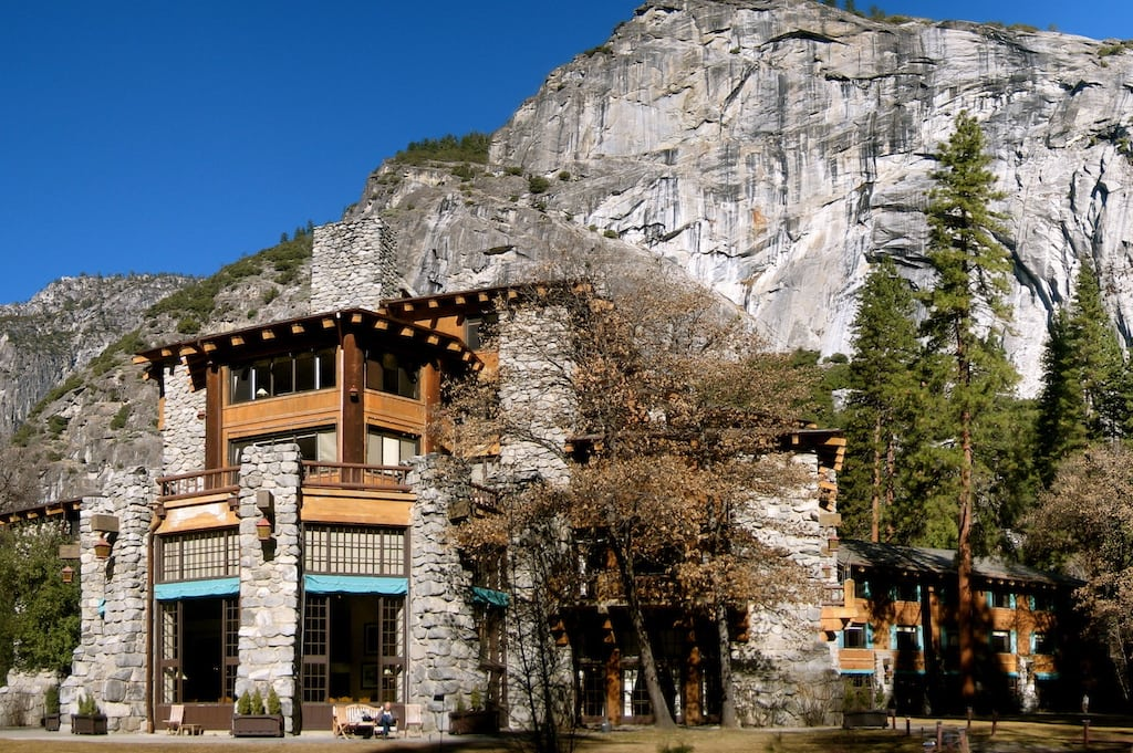 Jilted Hotel Operator at Yosemite Sues for Rights to Landmarks' Names