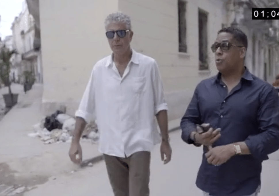 Anthony Bourdain's New Cuba Episode Shows an Island in Transition