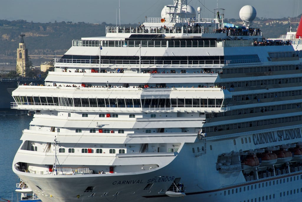 Carnival Corp Brings HighSpeed WiFi To All Global Brands Skift - Cruise ship speed