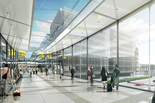 Heathrow Reveals a Vision for Its Third Runway Expansion