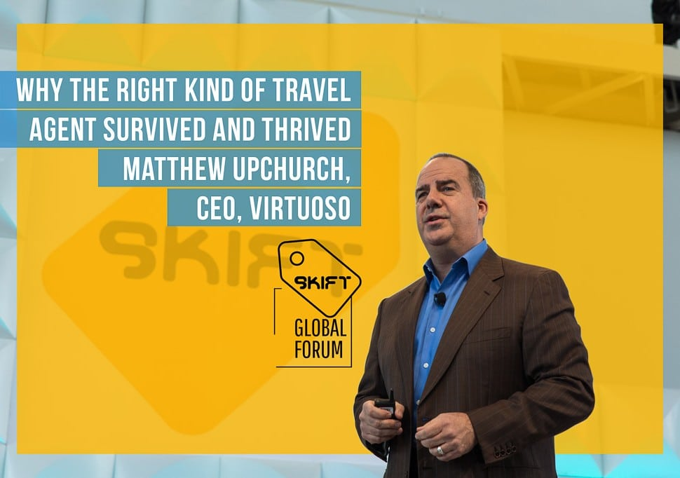 Video: The Travel Agent of the Future Is Nothing Like the One of the Past