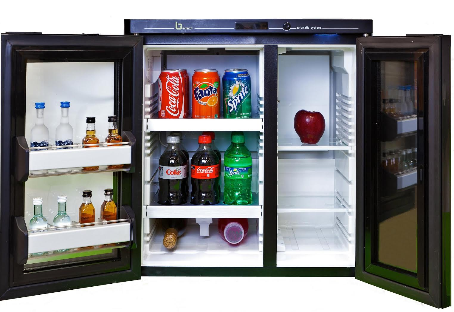Hotel Minibars Try To Make A Comeback With Better Design