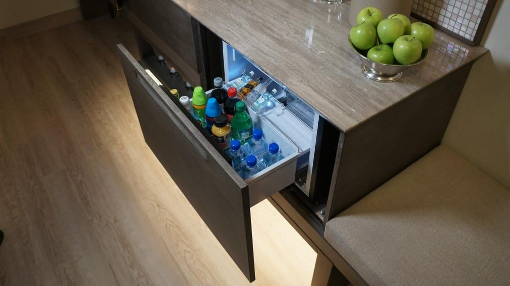 Hotel Minibars Try to Make a Comeback With Better Design and Local ...