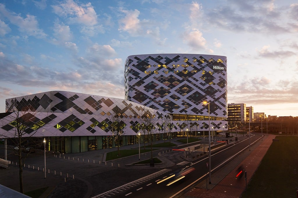 Hilton Amsterdam Airport Schiphol officially opened earlier this month.
