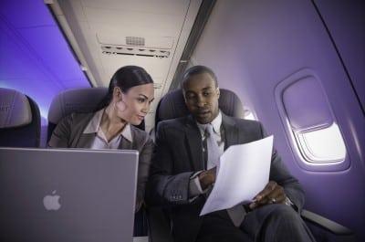 Delta Makes a Big Commitment to Gogo's Next-Gen In-Flight Wi-Fi