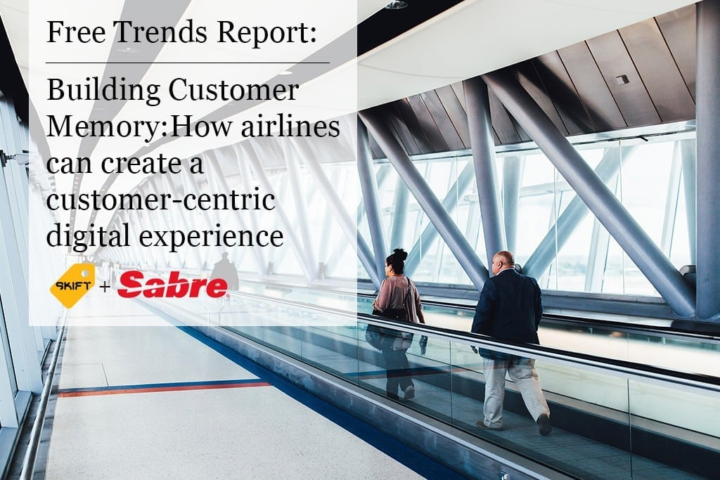 New Skift Report: How Airlines Can Create a Customer-Centric Digital Experience