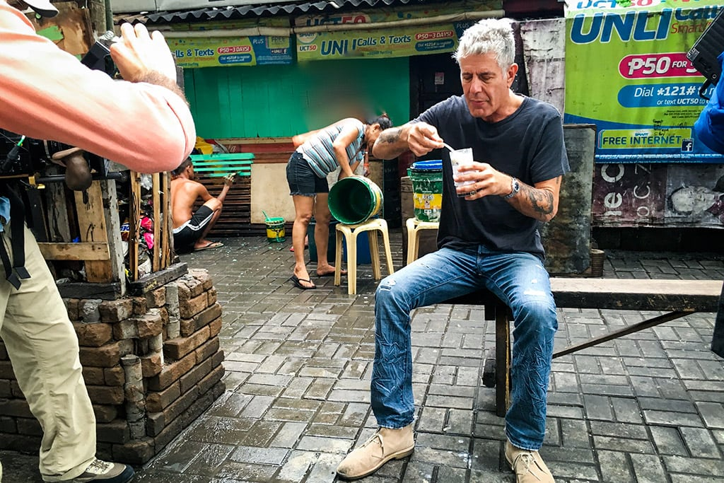 Interview: Anthony Bourdain's Ideal TV Audience Is Anthony Bourdain