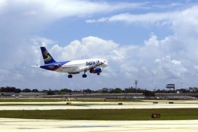 Fewer Spirit Airlines Flyers Are Interested in Paying Fees