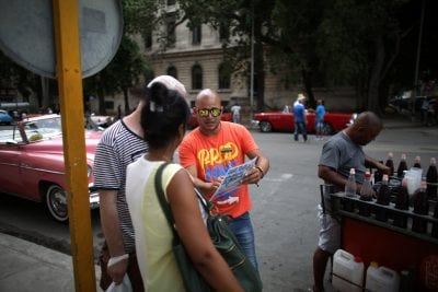 Cuban Tourism Industry Struggling to Adapt to New Demands