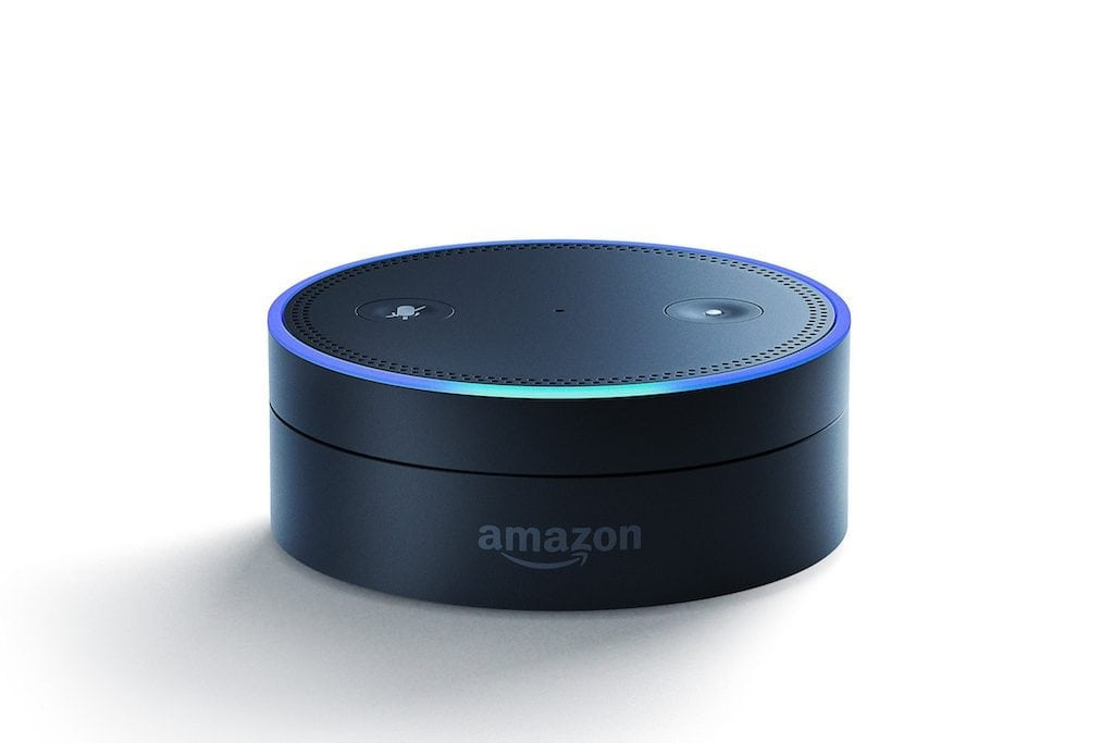 Best Western is piloting the use of the Amazon Dot in hotel guest rooms.