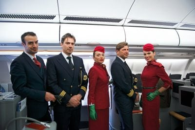 Alitalia Gets a New Look That's in Line With Etihad's Broader Ambitions