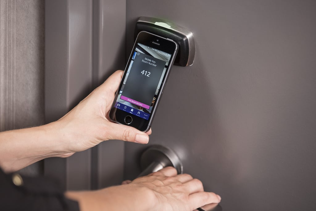 The Current State Of Keyless Entry At Big Hotel Brands