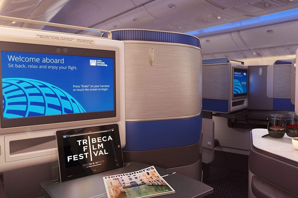 Zodiac, the company that makes United Airlines' new Polaris suite, is having trouble delivering the seats on time. That's a problem for United.