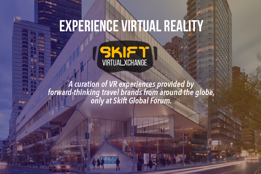 Experience The Virtual XChange at Skift Global Forum