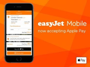 For Web Redesign, EasyJet Looks To E-Commerce Firms for Inspiration