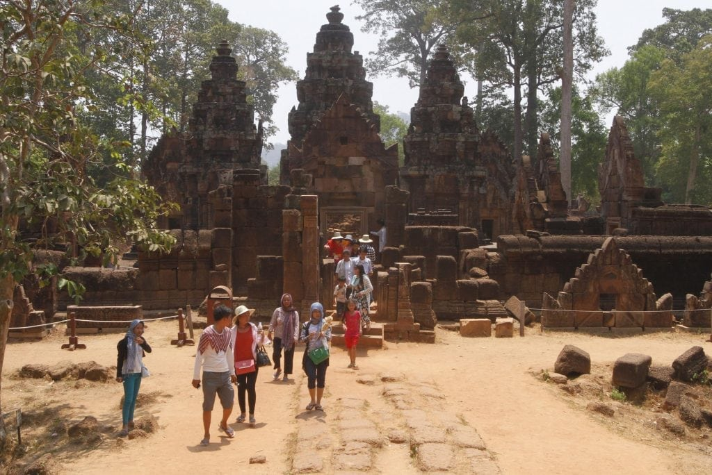 Cambodian Officials Say Tourists at Angkor Wat Need to Dress Appropriately