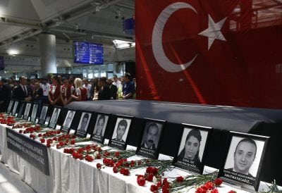 52 Wounded Still Hospitalized After Istanbul Airport Attack